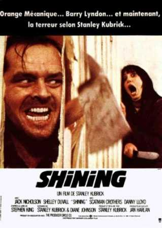 Shining, film Stephen King