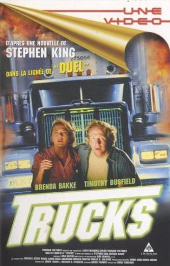 Trucks, film Stephen King, remake Maximum overdrive