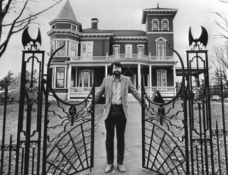 stephen king's house - stephen king opens the gate