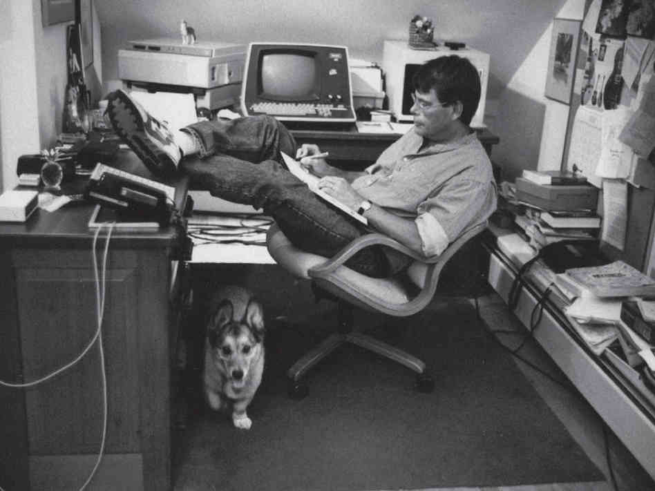 [bureau stephen king ON WRITING edition anniversaire 10 ans]
