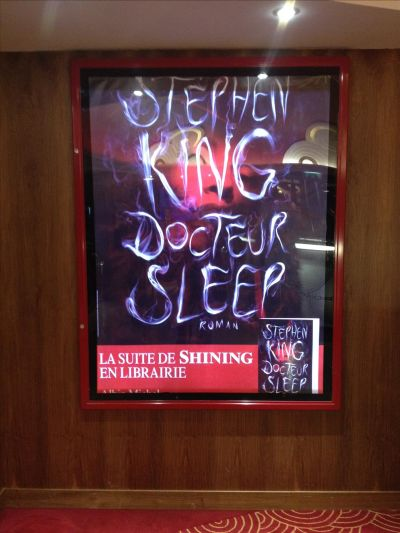 Stephen King au Grand Rex, France, Paris
