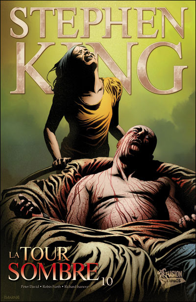 la tour sombre 10 (BD) - panini comics