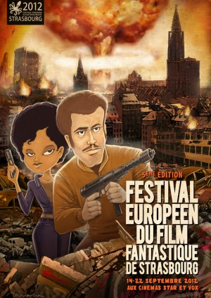 [festival film strasbourg 2012 Stephen King - Photo]
