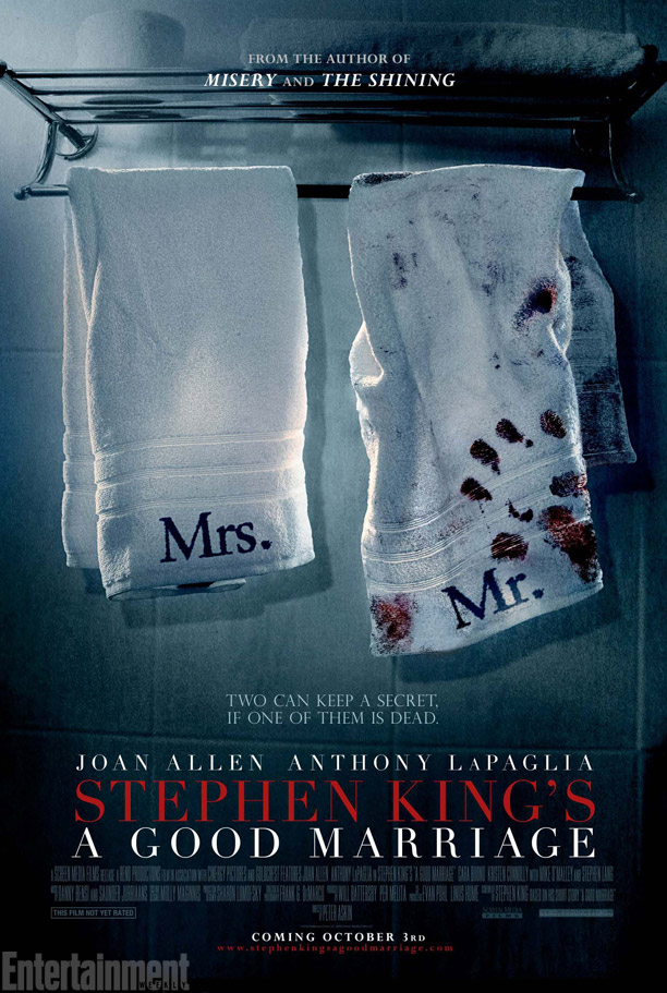 A good marriage - stephenking movie-poster