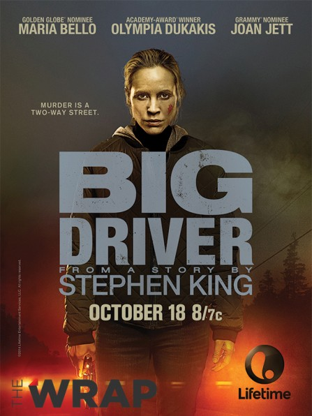 [big driver poster stephen king lifetime]