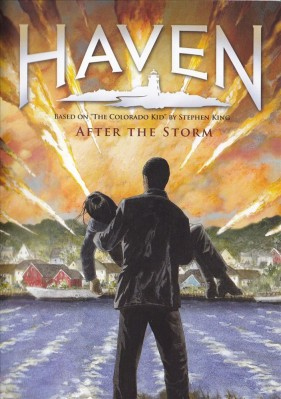 [haven after the storm comicbook]