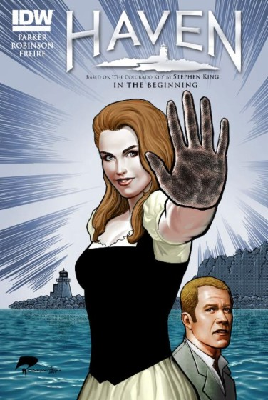 [haven the beginning comicbook IDWPublishing]