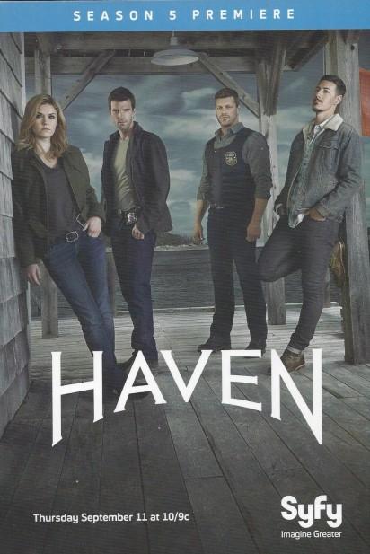 [haven season5]