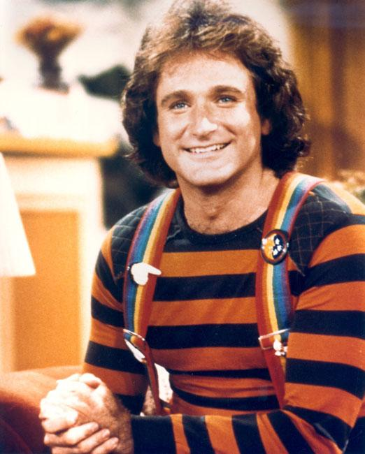 [robbin williams mork]