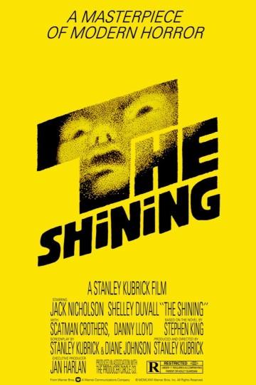 [shining movie press kit poster]