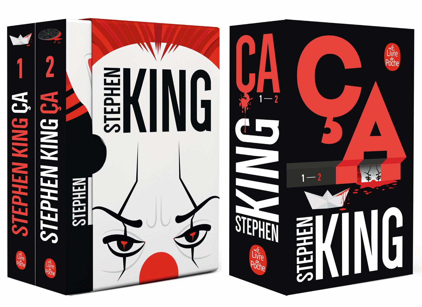[StephenKing LeLivredePoche CA coffret collector 2017]
