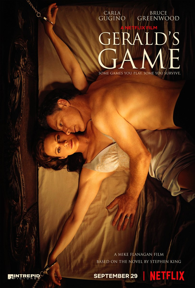 [jessie gerald s game stephenking movie netflix]