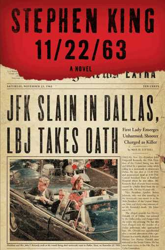 11/22/63 Stephen King couverture