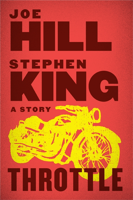 [throttle ebook Stephen King - Photo]