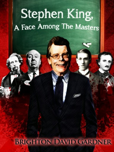 [Stephen King a face among masters]
