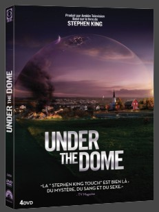 [under the dome serie stephenking DVD]