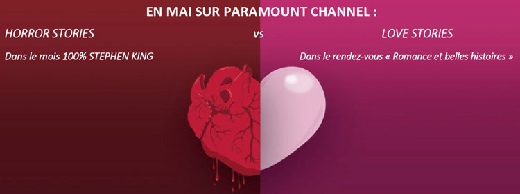 [mai paramount channel horror love]
