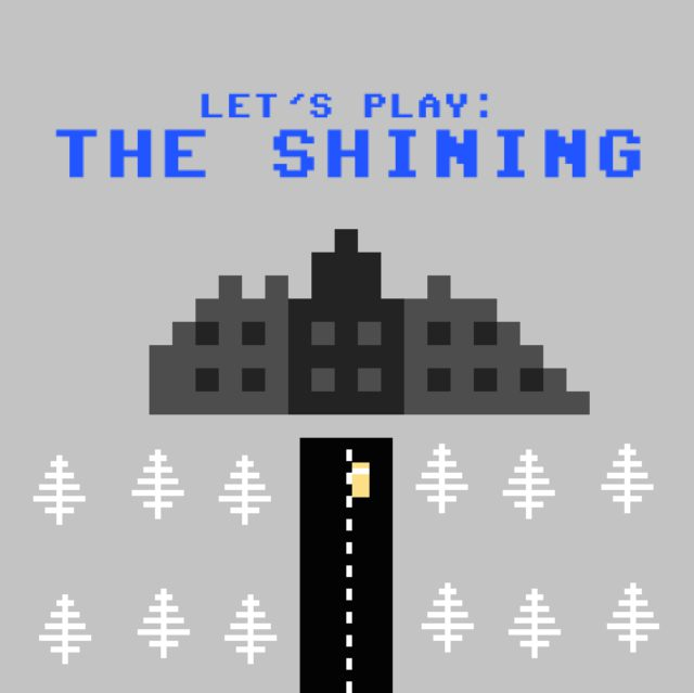 [theshining atari game]
