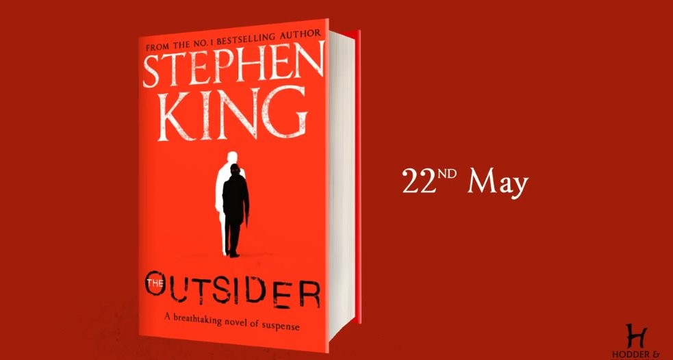 [the outsider stephenking hodder]
