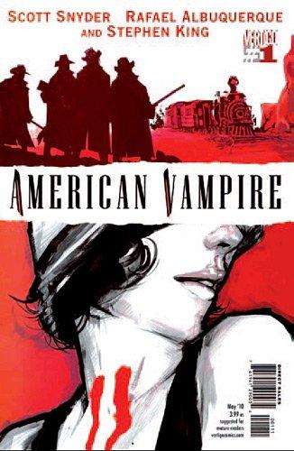 american vampire marvel