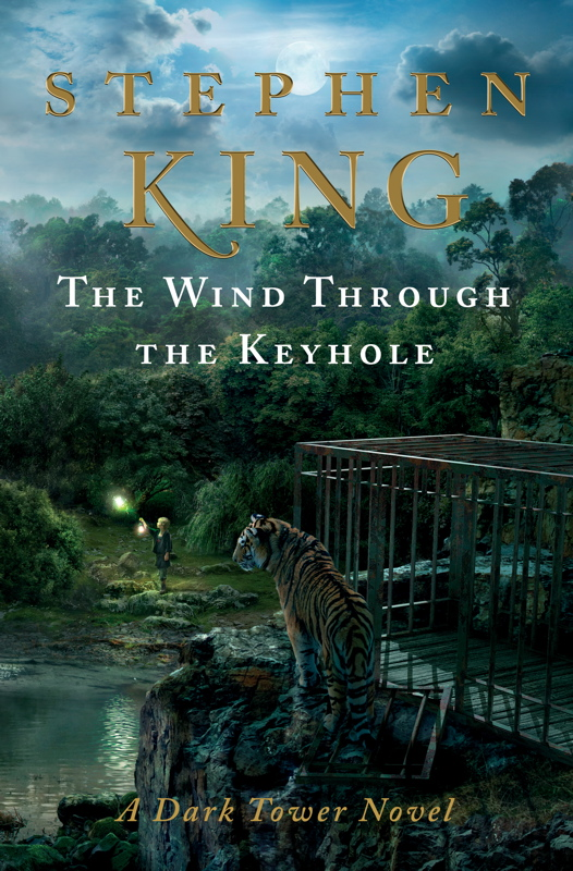 the wind through the keyhole (the dark tower) scribner