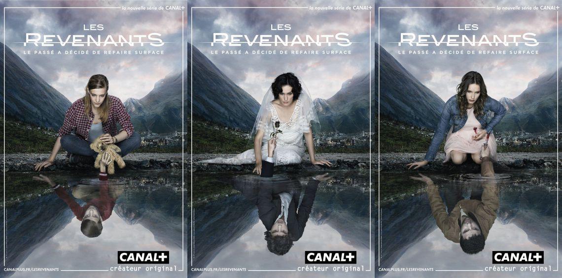 [Les Revenants poster]