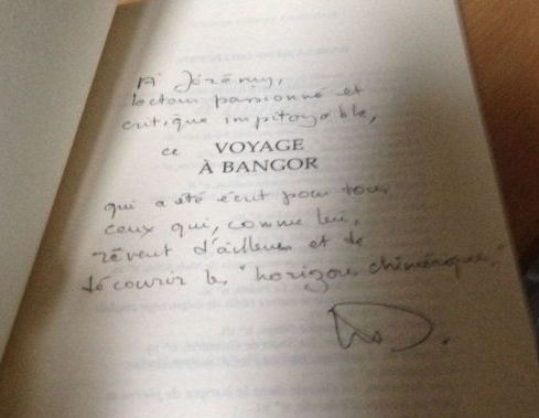 [WOD Voyage a bangor signed]