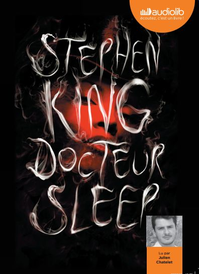 Docteur Sleep de Stephen King, audiolib