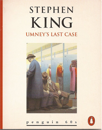 Umney's last case, stephen king book