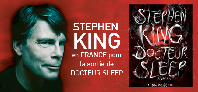 [StephenKing DocteurSleep dedicace]