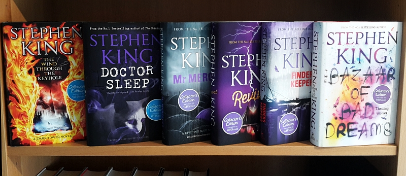 stephen king whsmith alternate covers