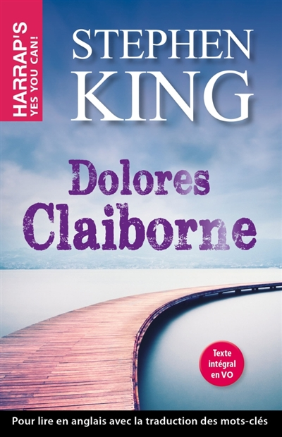 [stephenking doloresclaiborne harraps]