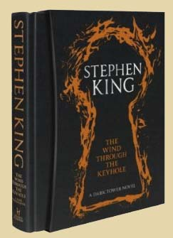 [the wind through the keyhole UK limited Hodder Stephen King - Photo]