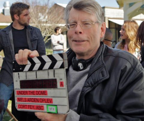 [StephenKing underthedome serie onset Stephen King - Photo]