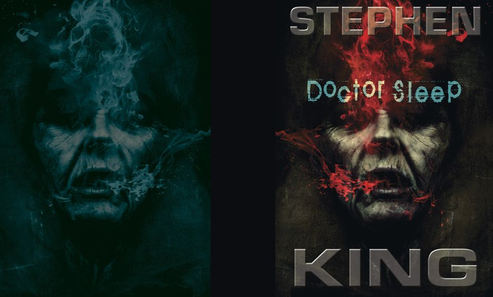 [DoctorSleep, cover gifteditio,n cemeterydance,Stephen King - Photo]