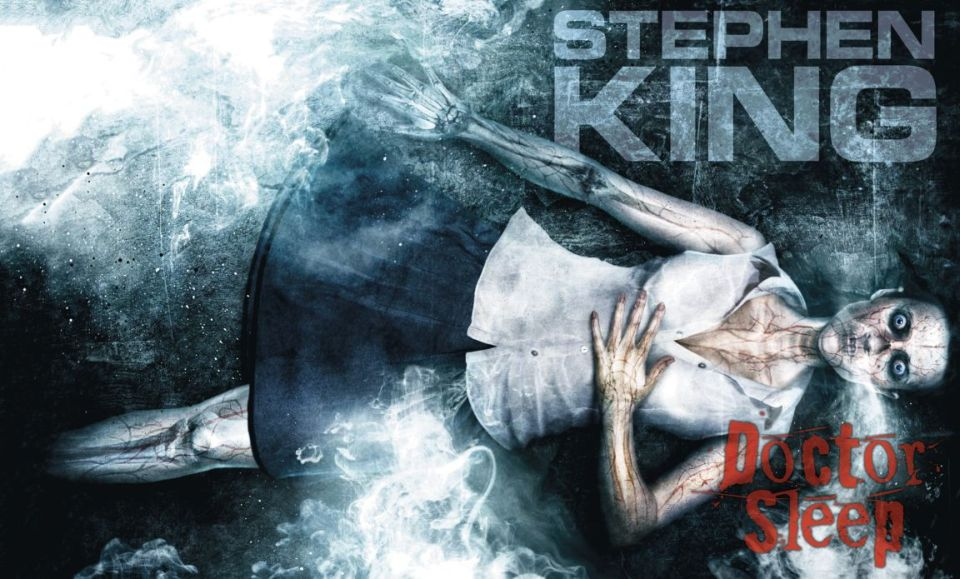 [DoctorSleep, cover lettered edition, cemeterydance,Stephen King - Photo]