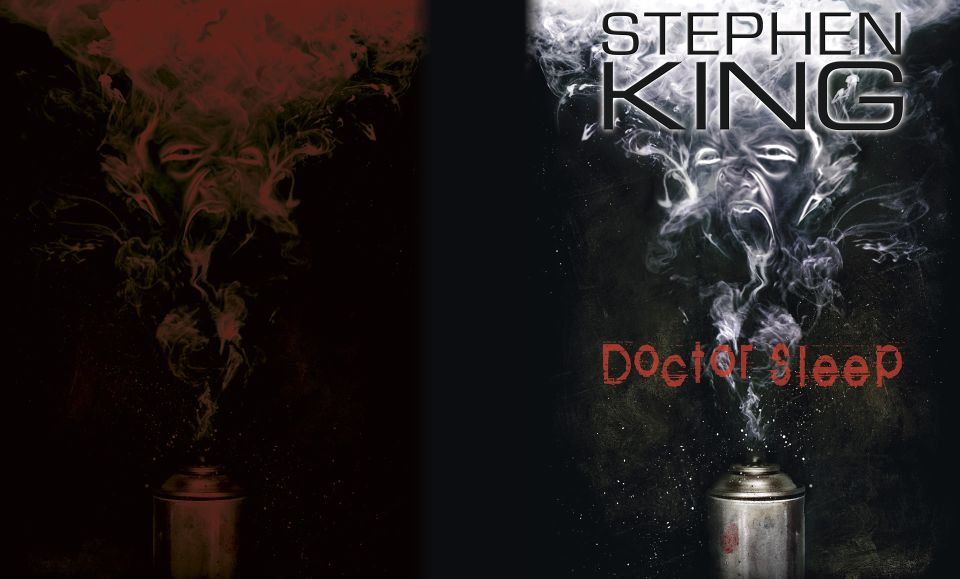 [DoctorSleep, cover limited edition, cemeterydance,Stephen King - Photo]