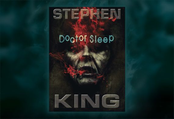 [DoctorSleep cover, Cemetery Dance, Stephen King - Photo]