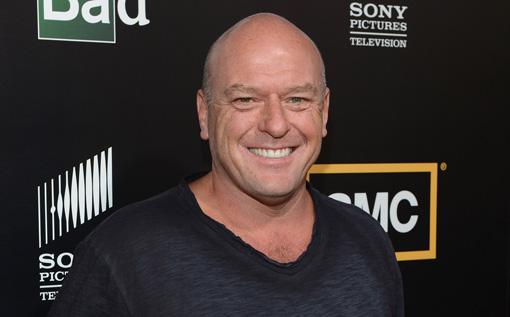 [UNDERTHEDOME serie DEAN NORRIS - Photo]