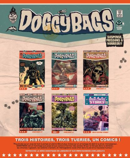 [doggybags collection ec comics]