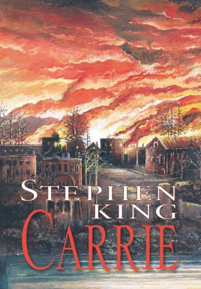 [carrie deluxe 40th anniversary edition by stephen king 3 frontcover]