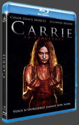 [carrie la vengeance bluray]