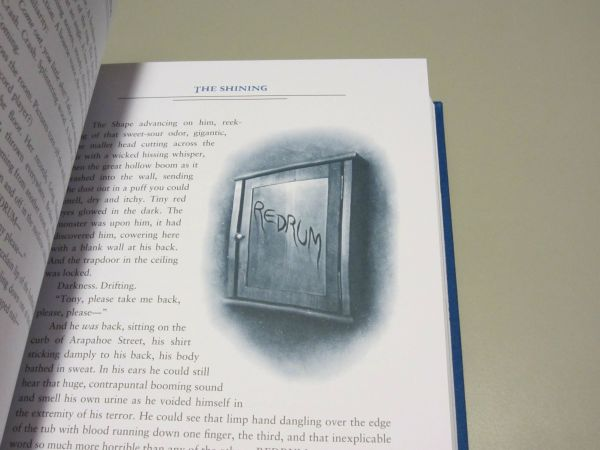 shining limited edition subterranean press
