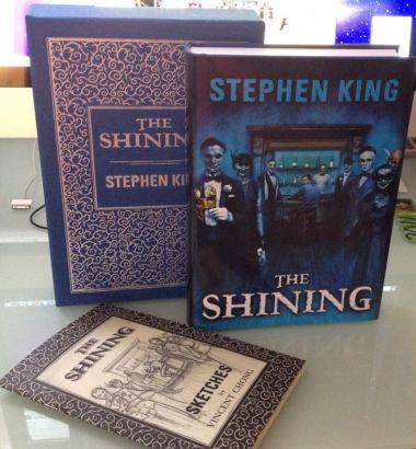 [shining limited edition subterraneanpress]