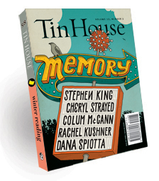 [tin house memory stephenking]