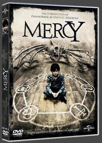 Mercy, en DVD