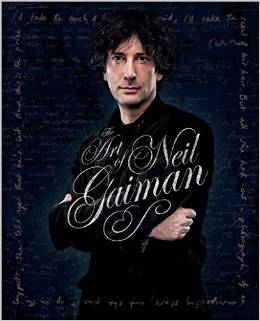 [neil gaiman une biographie illustreee HuginnMuninn]