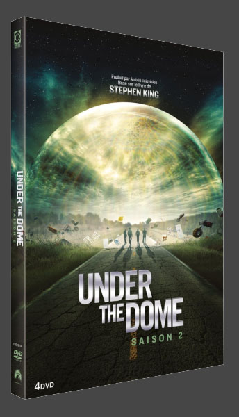 [under the dome saison2 DVD stephening]