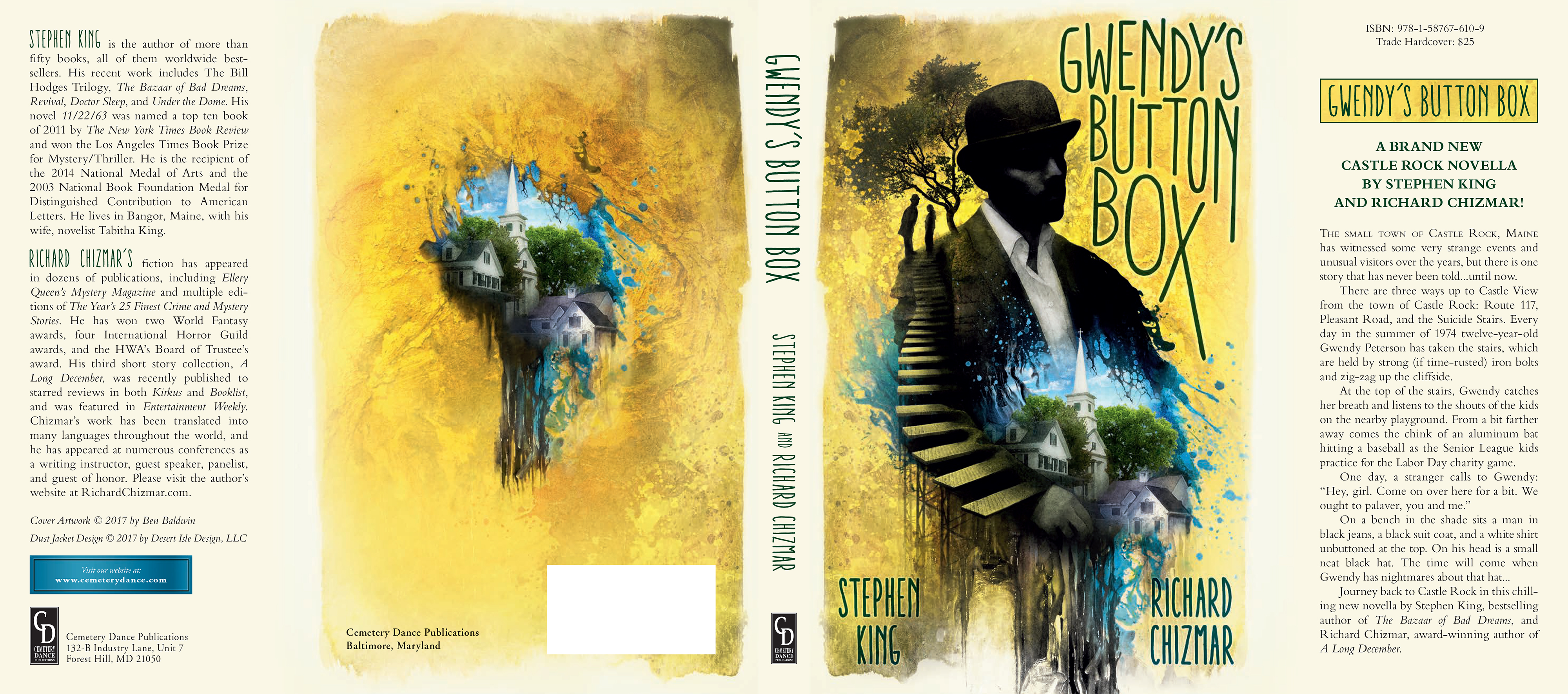 [gwendys button box stephenking richard chizmar fullcover]