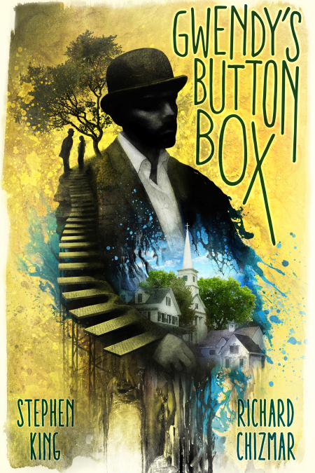 [Gwendy's Button Box - couverture du livre de Stephen King & Richard Chizmar]